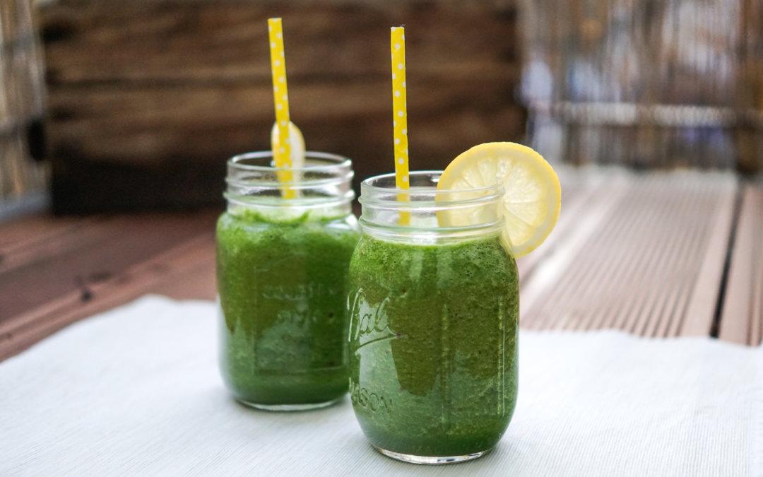Rezept| Green Classic Smoothie