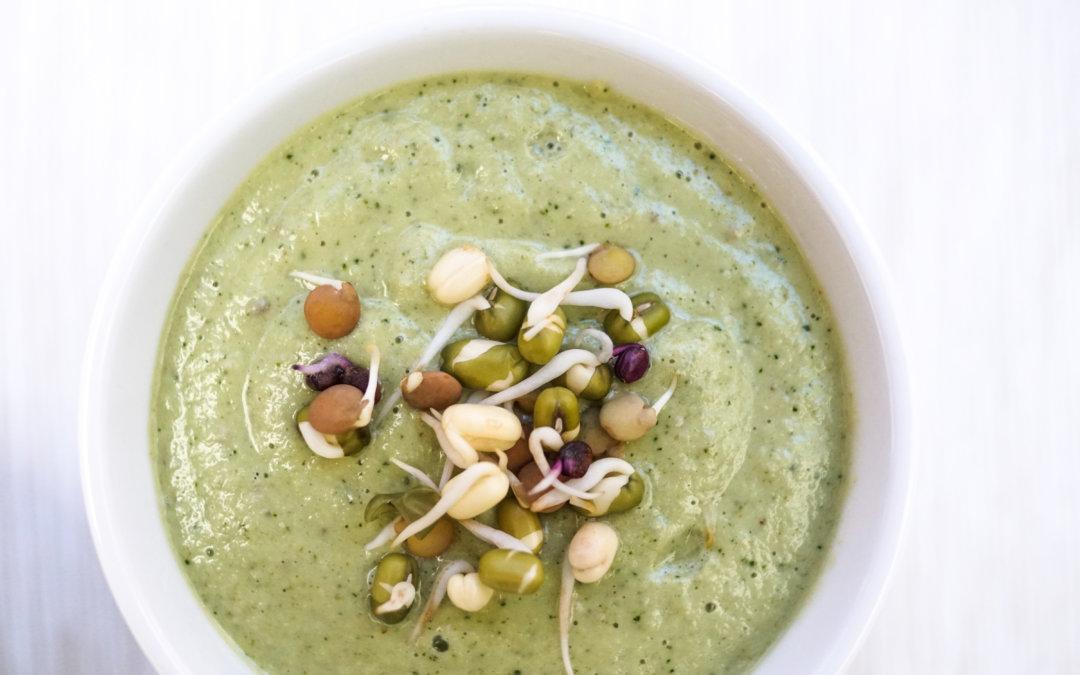 Rezept | Zucchini Dip