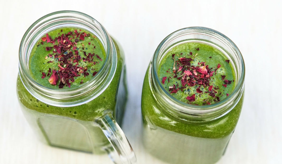 Rezept| Tropical Green Smoothie