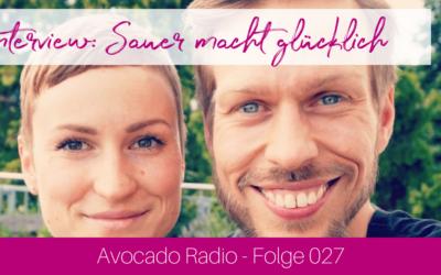 AR027  Sauer macht glücklich! 🍋 – mit Marco und Maria Schulz